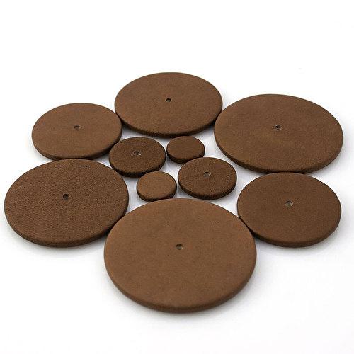 MusicMedic RooPad Assortment Chocolate - 250 Pieces - No Resonator