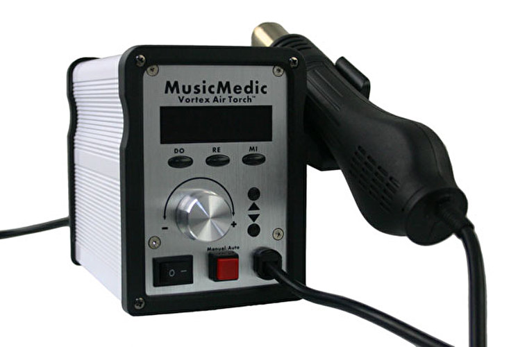 MusicMedic Vortex Air Torch™ - Europe/Asia - 220 Volt