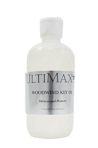 MusicMedic Ultimax Key Oil - High Viscosity - 8 oz Bottle