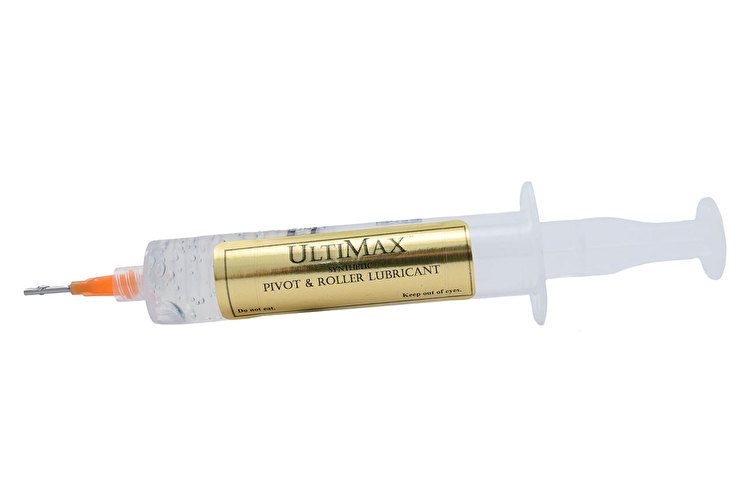 MusicMedic Ultimax Pivot and Roller Lubricant - .50 oz Syringe
