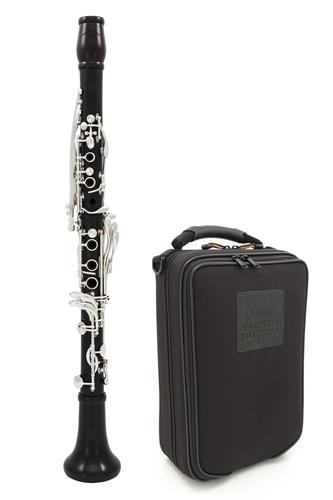 Backun MoBa - Grenadilla with Silver keys - Bb Clarinet