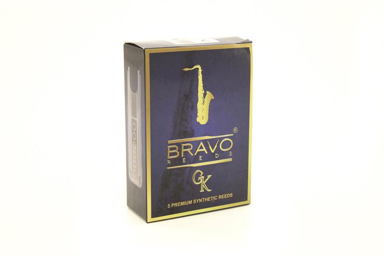 Bravo GK Synthetic Tenor Saxophone Reeds