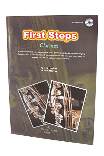First Steps Clarinet