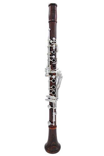 Backun Protege with Eb Key - Cocobolo with Silver keys - Bb Clarinet