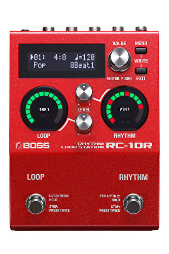 Boss RC-10R Rhythm Loopstation