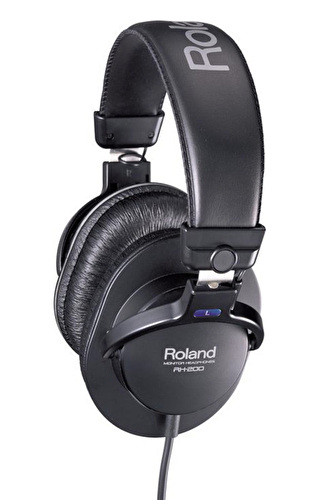 Roland RH200 Closed Type Stereo Headphones