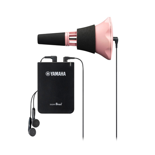 Yamaha Silent Brass SYSTEM SB7XP - Trumpet or Cornet - Limited Edition in Pink