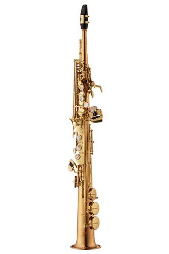 Yanagisawa SW02 EX-DEMO - Soprano Saxophone (384867)