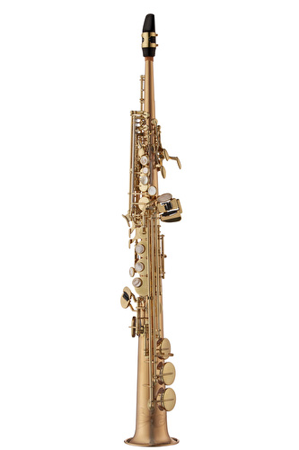 Yanagisawa SWO2U Unlacquered - Soprano Saxophone