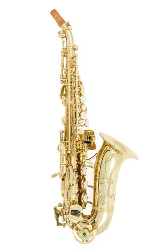 Elkhart - Curved Soprano Sax (2853)