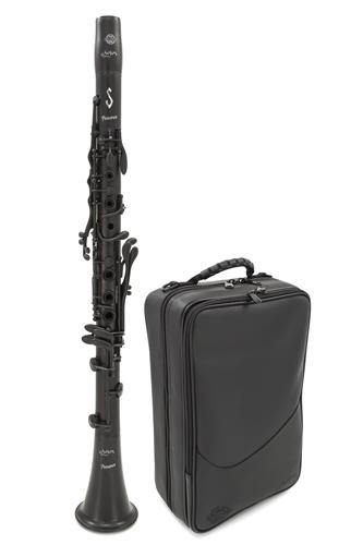 Selmer Seles Presence Black - Bb Clarinet