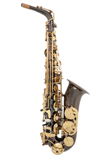 Windcraft WAS-200BL - Black Lacquer Finish - Alto Sax