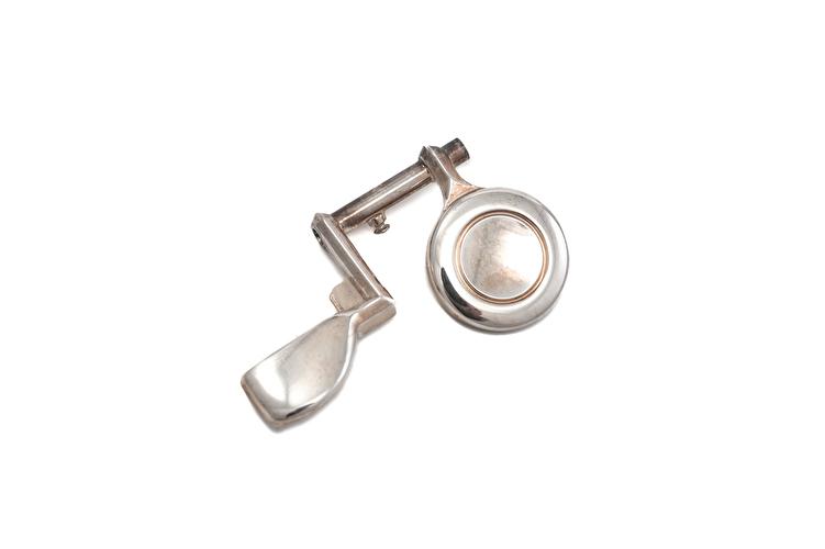 Key - Low C# - Buffet 6020 Flute