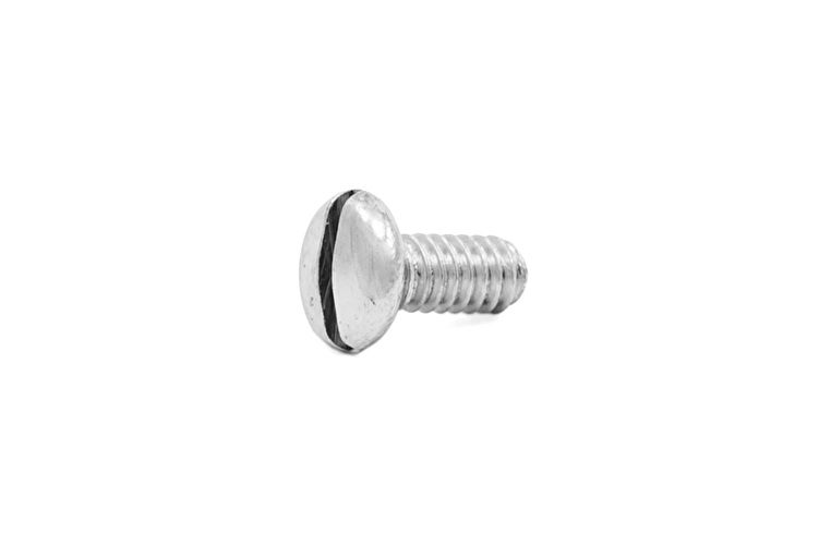 Cannonball Guard Screw - Long - Silver Plate