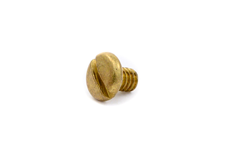 Cannonball Guard Screw - Short - Lacquered