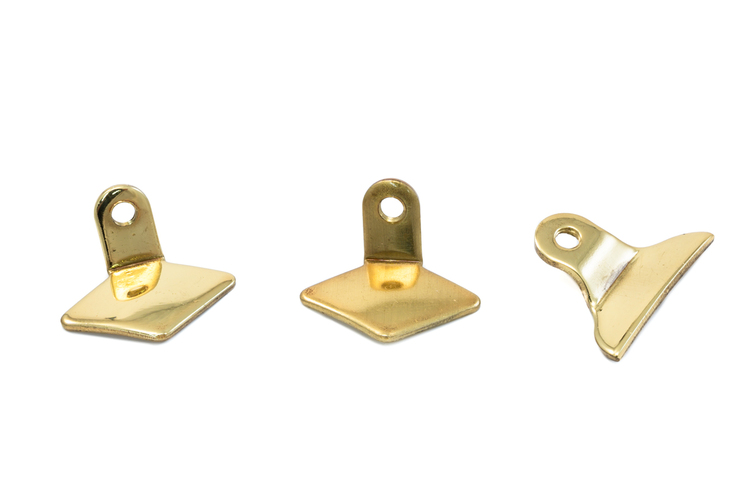 Low C Key Guard Flange Set - Jupiter Alto Saxophone