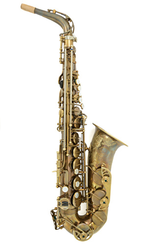 Wood Stone New Vintage AF Model - Alto Sax