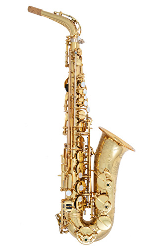Wood Stone New Vintage GL Model - Alto Sax