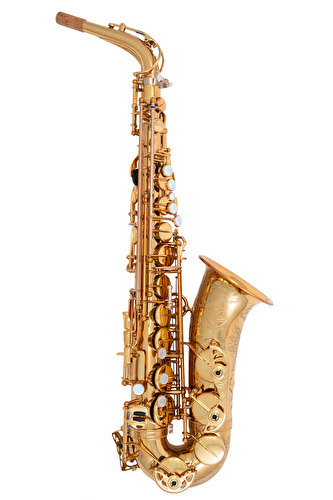 Wood Stone New Vintage VL Model - Alto Sax