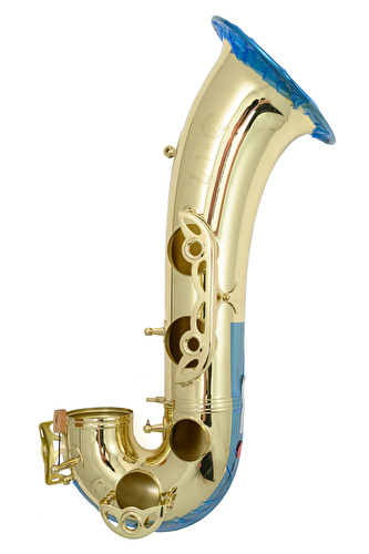 Bell and Bow assembly - Selmer Series III Tenor Saxophone