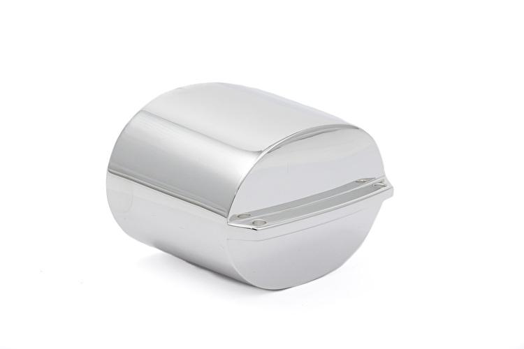 Butt Cap - Silver Plated - Schreiber Bassoon