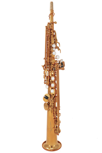 Windcraft WSS-200V - Vintage Finish - Soprano Sax
