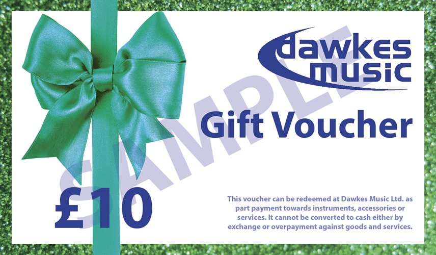Gift Vouchers - £10 Pounds