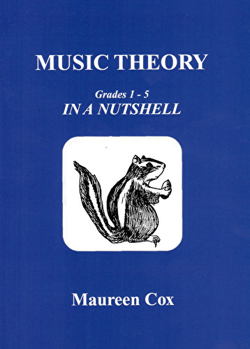 Music Theory Grades 1-5 In A Nutshell Cox
