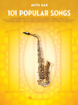 101 Popular Songs Alto Saxophone