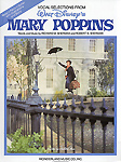 Mary Poppins Vocal selection PVG