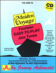 Aebersold 054 Maiden Voyage Book & Cd