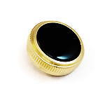Finger Button - Prestige Euphonium - Gold Plated with Pearl
