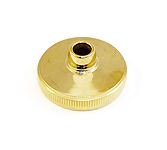 Heavy Bottom Cap - Besson Prestige 1,2,3 - Gold Plated German build only