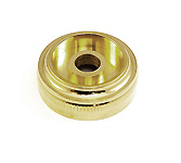 Top Cap - Besson 2051/2052 Light 4th valve - Gold Plated