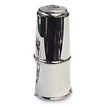 Lucien Bb Clarinet Mouthpiece Cap - Nickel Plated