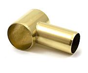 Ferrule - bell side w/brace socket - Jupiter 432 Trombone