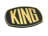 Case Badge - King