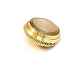 Finger Button - Amati Trumpet - knurled edge