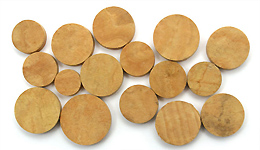 Cork Pads - 17.5mm
