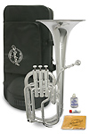 Windcraft WTH-100S Silver Plated - Tenor Horn