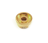 Top Cap - Getzen - Custom Gold Plated