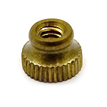 Stop Rod Nut - Brass
