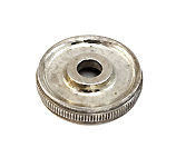 Top Cap - Silver Plated - 777 - Besson Bass