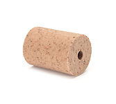 Synthetic Cork - 25 mm long x 18 mm dia