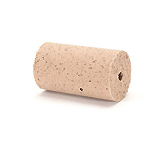 Flute Head Cork Synthetic - 37mm long x 18mm dia