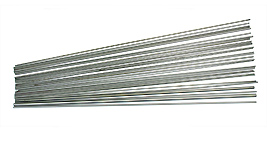 Stack Rod Assortment, 31 pieces of 2 x 45.72 cm Lengths