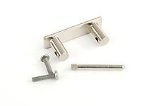 Handle Loop, Nickel Plate, 34.9mm x 15.9mm