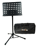 Bespecco Orchestral Music Stand with Bag