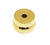 Bottom Cap Heavy Prestige Cornet - Gold Plated
