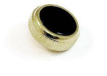 Finger Button Prestige Cornet - Gold Plated